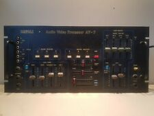 Processore mixer AUDIO-VIDEO AV-7  DAVOLI vintage funzionante.