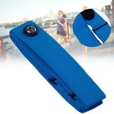 Light Blue Chest Belt Strap for Garmin Wahoo Polar Sports Heart Rate Monitor MT