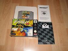 V-RALLY V RALLY EDITION 99 DE INFOGRAMES PARA LA NINTENDO 64 N64 USADO COMPLETO