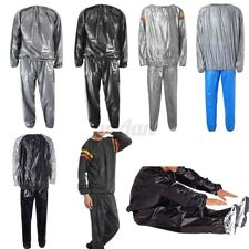 Protective Heavy Duty Exercise Gym Running Sweat Sauna Suit Fitness Yoga Sport