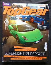 Top Gear, April 2010, Starlight Superfast