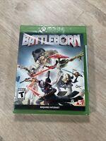 Brand New FACTORY Sealed Battleborn - Microsoft Xbox One 2016