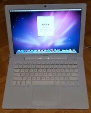 "Apple MacBook A1181-13"" INTEL Core 2 Duo @2.1GHz (T8100), 120GB HDD 2GB Ram"