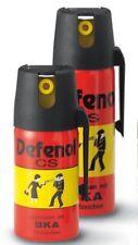 5x KO GAS CS Pfeffer Verteidigung Spray a 40ml - *VERSAND WELTWEIT* TIERABWEHR