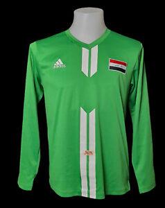 Iraq 2018 No.17 Soccer Jersey Football Shirt Maillot Size S