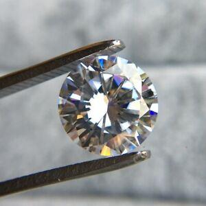 1.2 Carat Brilliant White Natural Diamond G Color 7mm Round VVS Clarity