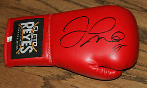 FLOYD MONEY MAYWEATHER SIGNED AUTO CLETO REYES BOXING GLOVE PSA #AI60617