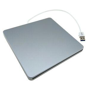 External USB 3.0 Slot In Blu-ray BD Burner DVD RW CD Writer Portable Slim Drive