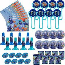 Disney Finding Dory Birthday Party Supplies 48PC Mega Value Favor Pack