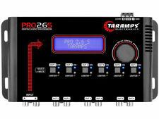 Taramps Pro 2.6s Digital Audio Processor - Black