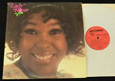 Shirley Alston with Billy Vera Lady Rose Strawberry LP 6004