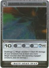 Chaotic Tainted Thunderstorm 65/100 RARE Rise of the Oligarch Set