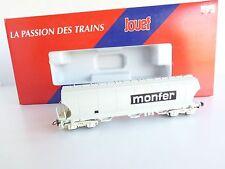 JOUEF 655600 WAGON TREMIE CEREALIER MONFER DE LA SNCF