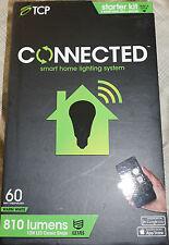 TCP conectado solución Smart Home de iluminación LED Kit / b22/bc. / 2 Pack. Tornillo de montaje