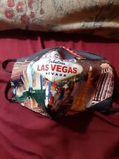 100% Cotton Mask with Las Vegas Signs, new in sealed container
