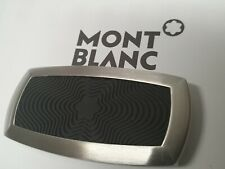 Mont Blanc Money Clip Stainless Steel #102694