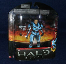 "HALO Reach Series 6 KAT UNHELMETED - NOBLE TWO 6"" Action Figure"