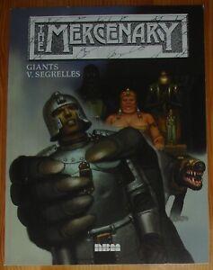 The Mecenary 8 / Giants / NBM 1999 / Segrelles
