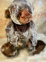 AUTUMN by Charlie Bears RETIRED- a gorgeous 15.5 inch plush bear! 2014 release