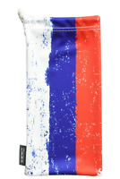 Oakley Russia Flag Sunglasses Eyeglasses HDO Microfiber Cleaning Bag Pouch New