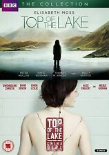 Top of the Lake Collection Complete Season 1 & 2 China Girl DVD R4