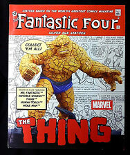 The Thing Fantastic Four Silver Age Statue #39/3000 Marvel Comics 2005
