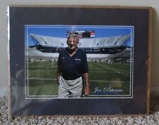 RARE JOE PATERNO MATTED PHOTO SHRINK WRAPPED PENN STATE NITTANY LIONS JOEPA