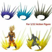 For 1/12 Action Figure Tamashii Impact Energy Aura Effect Fix Figma S.H.Figuarts