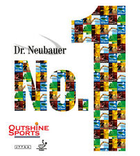 Dr Neubauer Number 1 Long Pimples Table Tennis Rubber