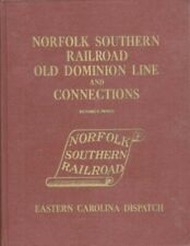 Norfolk Southern Railroad - Old Dominion Line Connections  Prince 1972 NSRR