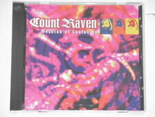 COUNT RAVEN -Messiah Of Confusion- CD