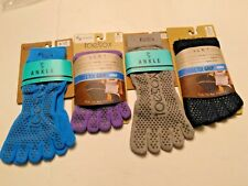 ToeSox Ankle Full Toe Grip Socks-New-Free Shipping