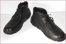 KICKERS Boots à Lacets Homme Cuir Noir T 41 TTBE