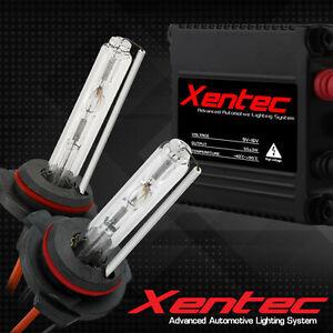 9005/H10/HB3 10000K 55W HID Xenon KIT Headlight Conversion Light Slim Ballast
