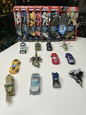 TRANSFORMERS Movie Allspark Battles LOOSE LOT OF 12 + MORE, CARD BACKS, MANUALS