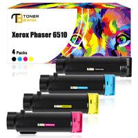 4 Toner Compatible For 106R03476 Phaser Workcentre 6515 Phaser 6510 6510dn 6510n