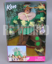 Mattel 1999 Barbie The Wizard Of Oz Doll KEN As  SCARECROW  -NEW- #RK1