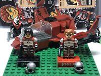 Cobra AVAC KRE-O Pilots Custom Exclusive Joefest Kreo GI Joe A.V.A.C.