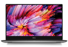 "DELL XPS 15.6"" 9560  i7 7700HQ UPTO 3.8GHZ 16GB 512GB PCIe SSD GTX 1050 4GB W-10"