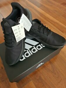 Adidas Response SR Core Black/Grey Running Shoes/Trainers Size 9/Euro 43 BNWT