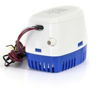 Automatic Submersible Boat Bilge Water Pump 12V Auto with Float Switch Outl W5A6