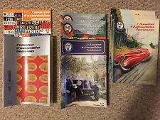 Magazines Amateur Automobiles Anciennes AAA Lot