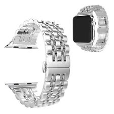 Stainless Steel iWatch Replacement Band 42mm Apple Watch Series 3 2 1 Nike Sport