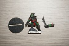 Warhammer LOTR - Lord Of The Rings Goblin King of Moria - Metal