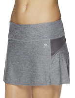 Head NWT Women's Athletic Tennis Skort in Grey, Dri-Motion, Size S      SS76