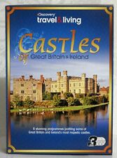 CAstles of Great Britain & Ireland DVD Collection - 3 Disc Box Set, FREE p/p