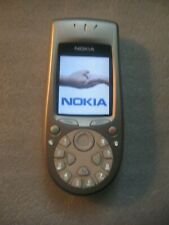 Nokia 3650 With 16mb Sd Card At&T Sim Card