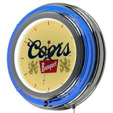 Leinenkugels Beer Neon Clock New Wall Clock Neonetics