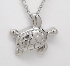 Turtle Cremation Jewelry Sea Turtle Urn Necklace Memorial Pendant Keepsake Urns