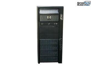HP Z800 Workstation Desktop PC Intel QUAD CORE - Barebones No RAM No HDD No PSU